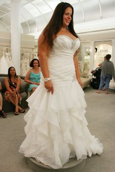 8 Best Wedding Dresses images in 2014 | Wedding dress pictures ...