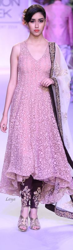 Shyamal & Bhumika Summer/Resort 2014❋Laya Pakistani Formal Dresses, Indian Dresses, Indian Outfits, Punjabi Dress, Anarkali Dress, Churidar, Salwar Kameez, Patiala, Beautiful Dresses