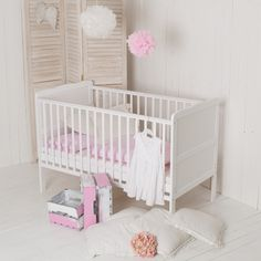 """Babybetten - PuckDaddy """"Wolke"""" Babybett, auch als Kinderbett - ein Designerstück von PuckDaddy bei DaWanda"""
