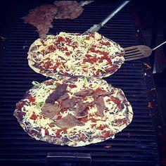 Tlayuda oaxaqueña #Food #Mexico