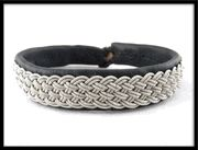 One of my favorite accessories that I bought at a market in Sweden...Sami bracelet