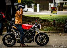 Il Ducatista - Desmo Magazine: Nico's custom 848