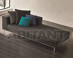 Кушетка FLY черная Dall'Agnese Spa 0603615 , каталог мягкой мебели: фото, заказ, доставка - ABITANT , Москва