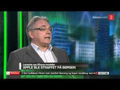 - Mobil-telefonene blir stadig smartere, sier rådgiver Morten Myrstad i The New Company i et intervju med TV2 Økonominyhetene.
