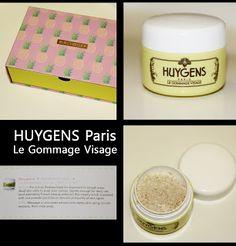 MichelaIsMyName: HUYGENS Paris Le Gommage Visage REVIEW