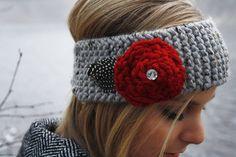 Knit headband <3