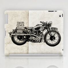 Cafe Racer Art - Iron Lungs