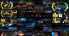 Greek Skies