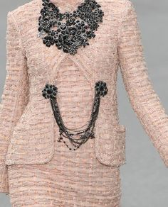 Chanel..amazing details!