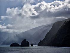 Madeira Coast. Photo by limstyle