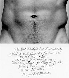 mans body