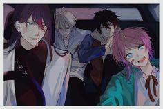 """歩幅 on Twitter: """"いいバトルした後の戦勝記念📷(TDD)… """" Manga Boy, Manga Anime, Anime Art, Super Hero Life, Evil Anime, Rap Battle, Anime Life, Touken Ranbu, Division"""