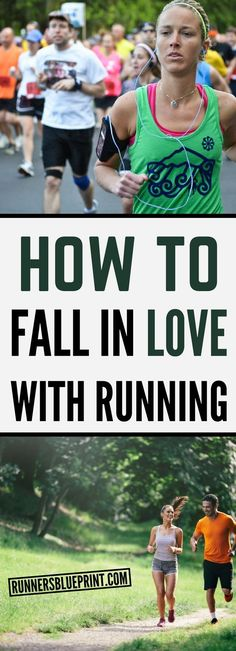 I have been running for the last 10 years, but I wasn't born with an I-Love-Running gene. And truth be told, running for me wasn't love at first sight.   As a result, today my dear readers, I wanted to share with some of the practical strategies and action steps that helped me fall in love with running and stay so for the past few years.  http://www.runnersblueprint.com/how-to-fall-in-love-with-running/