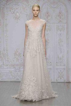 Monique Lhuillier Used Wedding Dress