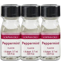 Peppermint Flavoring Oil