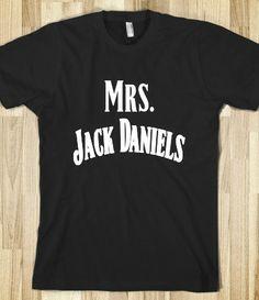 MRS. JACK DANIELS