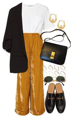 """Untitled #11420"" by nikka-phillips ❤ liked on Polyvore featuring T By Alexander Wang, Thierry Mugler, Gucci, Jean-Paul Gaultier, ASOS, BillyTheTree and Zara"