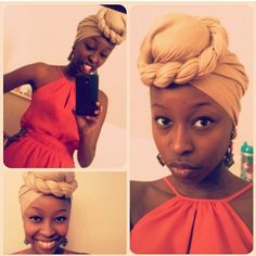 {Grow Lust Worthy Hair FASTER Naturally} ========================== Go To: www.HairTriggerr.com ========================== Braided Bun Headwrap