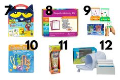 17 Developmental Toys for Autistic Children   The ultimate gift guide for kids with autism! If you have a child or student with special needs who struggles with gross or fine motor skills, hand eye coordination, social skills, language development, and/or sensory processing disorder, these fun learning activities, games, and toys are worth the investment!