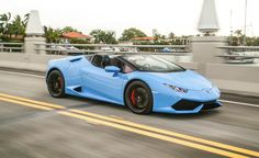 Driven: All-New Lamborghini Huracan Spyder! - Photo Gallery of First Drive from Car and Driver - Car Images - Car and Driver
