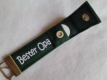 Opa - Bester Opa Schlüsselband Opa