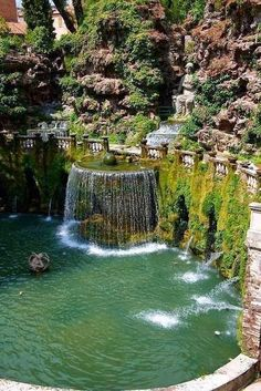Tivoli, Italy...lovely