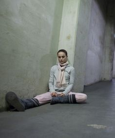 Natalie Portman as Nina Sayers in Black Swan