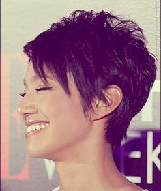 trendy short hairstyles with volume for women | 10 Best Celebrity Short Haircuts | 2013 Short Haircut for Women