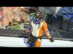 """LawBreakers Official """"Between Our Guns"""" Gameplay Trailer - IGN Video Game Industry, Defying Gravity, E3 2016, Guns, Live, April 21, Youtube, Weapons Guns, Weapons"""
