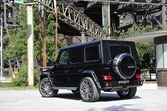 #Brabus 850 6.0 Biturbo Widestar G63 #AMG  #Mercedes #Benz #suv #luxury #customcars #cartuning #sportscar  More Custom Cars >>> http://www.motoringexposure.com/aftermarket-tuned/