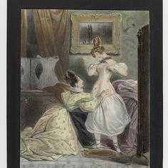 """La Marchande de Corsets"", 1829-1833; Rijksmuseum RP-P-2009-4133"