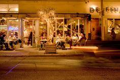 Delfina Restaurant - Mission/Dolores