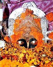 Karavipur Shakti Peeth-http://hindumythologybynarin.blogspot.ae/2013/05/hinglaj-and-mahishamardini.html