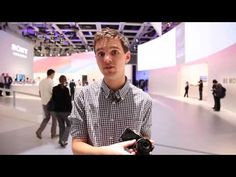 ▶ Sony QX10 and QX100 lens camera - Which? first look from IFA 2013 - YouTube