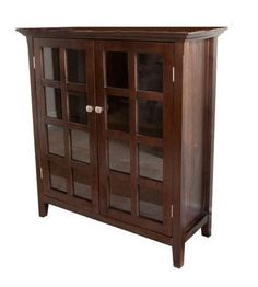 Normandy Medium Storage Cabinet