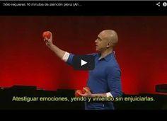 #Novedad! gracias @veatrizg Este vídeo nos invita a reflexionar sobre cómo podemos cambiar nuestras vidas con tan sólo 10 minutos al día!!