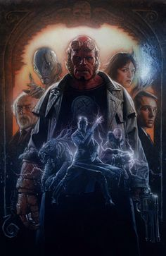 Documentary:  Drew Struzan:  The Man Behind the Poster