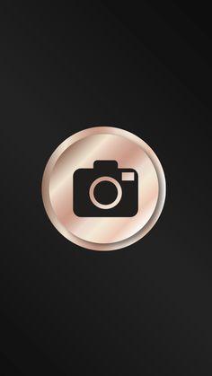 Instagram Logo, Instagram And Snapchat, Instagram Design, Free Instagram, Instagram Story, Snapchat Logo, Snapchat Icon, Iphone Wallpaper Glitter, Rose Gold Wallpaper