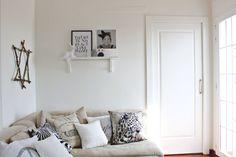 The cozy corner.