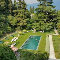 "@leahoconnelldesign on Instagram: ""I don't hate it. 😉  Villa Feltrinelli on Lake Garda"""