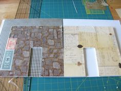 detailed tutorial on making the foamboard dollhouse ~ from Sweet Sweet Life