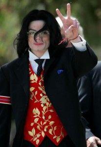 WARNING: Michael Jackson Photo