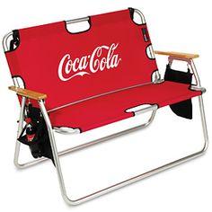 Coca-Cola Tailgate Couch