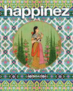 Happinez Agenda 2014 #ClippedOnIssuu