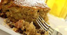 Κέικ μήλου - iCookGreek Greek Desserts, Greek Recipes, Greek Cake, Apple Deserts, Different Recipes, Cake Cookies, Cupcakes, Food To Make, Sweet Treats