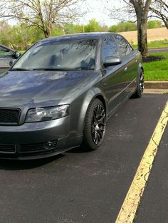 #Audi #A4 #Turbo #B6 #Quattro