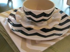 It's a lot of fun when you swap the dishes & colors! Find it ...at Mary's!!!