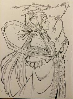 Hakuei by Annciel