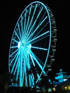 Myrtle beach Sky Wheel! Can't wait for vacation with my girls...6 weeks!