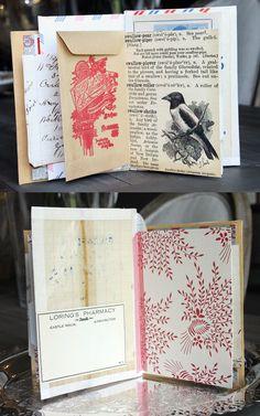 Paper Lust: Mercantile Vintage Mini Album
